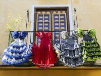 Andalucían Flamenco Dresses