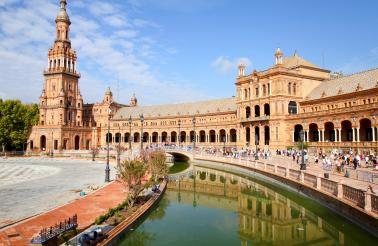 Seville remains the capital of Andalucía today.