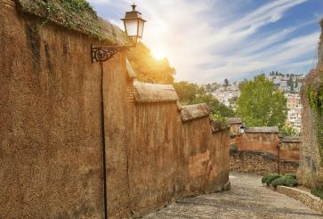 Granada's charming streets transport you to an ancient time and place.