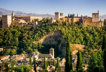 Visit The Alhambra with an optional excursion.