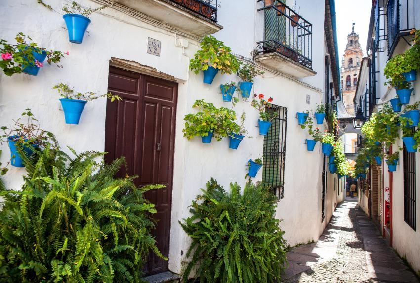 Jewish Quarter of Cordoba.